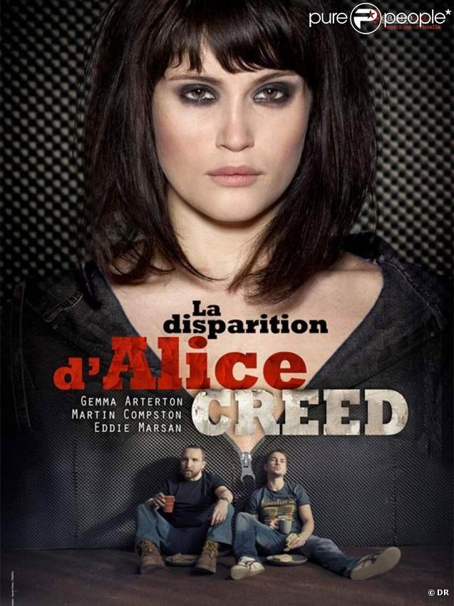 Des images de  La disparition d'Alice Creed , en salles le 30 juin 2010.