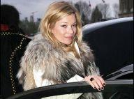 Kate Moss : Elle adore Paris... mais la ville lumière ne veut plus d'elle !