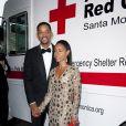 Will Smith et Jada Pinkett à la soirée Croix Rouge organisée à Santa Monica le 17 avril 2010