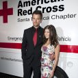 Fergie et Josh Duhamel à la soirée Croix Rouge organisée à Santa Monica le 17 avril 2010