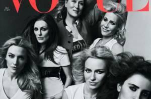 Penélope Cruz chasse Carine Roitfeld du magazine Vogue pour imposer ses copines célèbres...