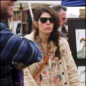 Quand Marisa Tomei fait du shopping... c'est au marché aux puces !