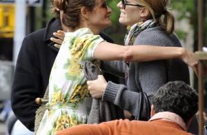 Helena Christensen : A 41 ans, le top brille encore, et même sans maquillage !