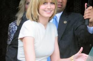 Heidi Klum : Elle exhibe fièrement ses cheveux courts, mais...