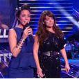 """Annabelle est """"démolie"""" par les jurés après sa reprise de Hot Stuff (21 avril 2010)"""