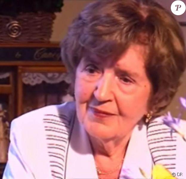 France Pejot (photo : en 1997, France Pejot livrait un témoignage vidéo sur ses activités passées de résistante), la mère de Jean-Michel Jarre, est décédée le 21 avril à l'âge de 95 ans...