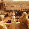 La making of de  Prince of Persia, Les sables du temps , de Mike Newell.