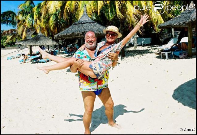 Carlos et son épouse Mimi