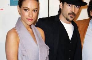 Colin Farrell et sa compagne Alicja : un duo irrésistible qui présente son bébé !