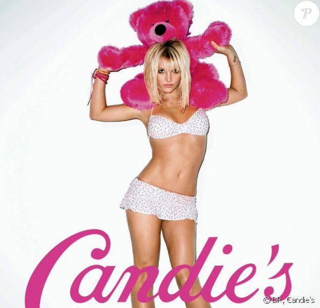Britney Spears s'apprête à sortir sa propre ligne de vêtements éditée par la marque Candie's dont elle est l'égérie.