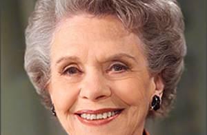 Helen Wagner, qui a tenu le même rôle pendant 54 ans, est décédée...