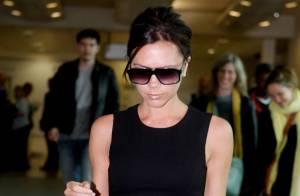 Victoria Beckham : Elle a déserté l'événement mode de l'année et semble bien triste...