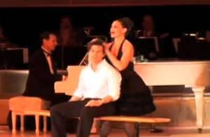 Regardez Katie Holmes mettre son mari à terre... lors d'une danse endiablée !