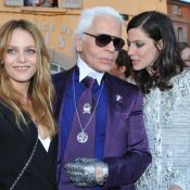 Les pétillantes et naturelles Vanessa Paradis, Anna Mouglalis et Diane Kruger... conquises par Karl !