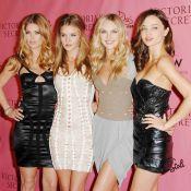 Paris Hilton, Chanel Iman et Michelle Trachtenberg ont rivalisé de charme face aux plus sexy des anges !