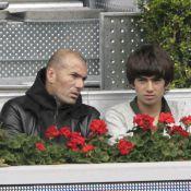 Zinedine Zidane et ses fils, Luis Figo et sa sublime épouse, Cristiano Ronaldo, Raul : les légendes madrilènes réunies pour Nadal !
