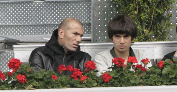 Zidane rencontre