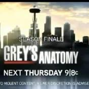 Grey's Anatomy : Regardez Meredith apprendre une bonne nouvelle... et le terrible drame qui va secouer l'hôpital !