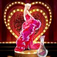 Paris Hilton pour son parfum Can Can