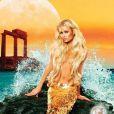Paris Hilton pour son pafum Siren