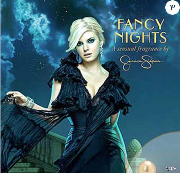 Jessica Simpson dévoilé Fancy Nights, son nouveau parfum, mai 2010 !
