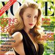 Blake Lively en couverture du Vogue US du mois de février 2009