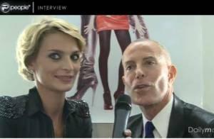 Cannes 2010 - Interview exclu : La belle Sarah Marshall et le créateur Jean-Claude Jitrois nous racontent leur festival !