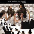 Emilie Delaunay, fillette de la publicité Quézac, est aujourd'hui à l'affiche de la pièce  Pouffer aux éclats .