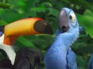 Découvrez quelle star hilarante d'une série culte va se transformer en... perroquet bleu !