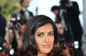 Cannes 2010 - Salma Hayek : Magnifique à chaque sortie, elle a fait un sans faute...