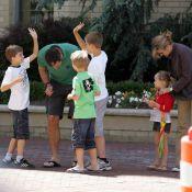 Cristina d'Espagne : Escapade américaine avec son mari et leurs quatre intenables bambins !