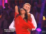 Regardez la piquante et sexy Nicole Sherzinger savourer sa victoire... dans Dancing With The Stars !