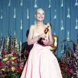 Gwyneth Paltrow lors de la cérémonie des Oscars en 1998