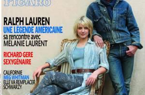 Mélanie Laurent et Ralph Lauren : le coup de foudre !