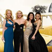 Sex and the City 2 : Sarah Jessica Parker mise sur l'exubérance glamour aux côtés de ses amies... Effet superbe !