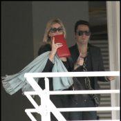 Kate Moss : shooting ensoleillé et dénudé sous l'oeil conquis de son Jamie Hince !