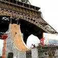 Un record pour Taig Khris, au pied de la Tour Eiffel, le samedi 29 mai.