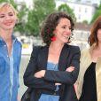 Louise Bourgoin, Emma Luchini et Vanessa David lors de l'avant-première de Sweet Valentine le 31 mai 2010 au MK2 Quai de Seine à Paris