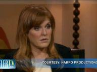 Scandale des pots de vin - Regardez Sarah Ferguson se confier à Oprah Winfrey... Pathétique !