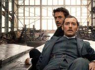 """Regardez Jude Law, Robert Downey Jr. et Rachel McAdams dans le making of de """"Sherlock Holmes"""" !"""