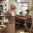Gemma jones et Naomi Watts dans le film You Will Meet a Tall Dark Stranger de Woody Allen