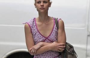 La ravissante Claire Danes, une charmante petite femme esseulée dans la Grosse Pomme...