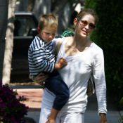 Kelly Rutherford : Maman célibataire, elle sait se dédoubler pour ses adorables bambins !