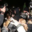 Cheryl Cole bousculée par les fans !