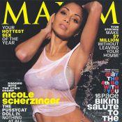 Nicole Scherzinger version moite et ultra-sexy... on est sous le charme !
