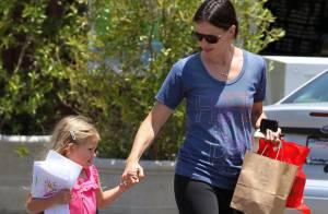 Jennifer Garner : Elle affiche un ventre rond... Mais à quoi joue-t-elle ?