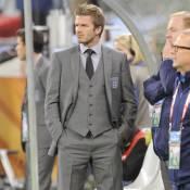 David Beckham : Dépité par la contre-performance des Anglais, mais... quelle classe !