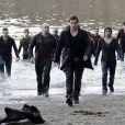 La nouvelle armée de vampires crée par Victoria (Bryce Dallas Howard) dans  Twilight Hésitation .