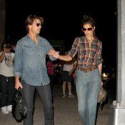 Tom Cruise et sa Katie s'offrent deux soirées romantiques alors que Suri fait des folies de son corps ! Mais Katie boude ? (réactualisé)