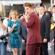 Robert Pattinson lors de l'avant-première de Twilight 3 : Hésitation à Los Angeles le 24 juin 2010